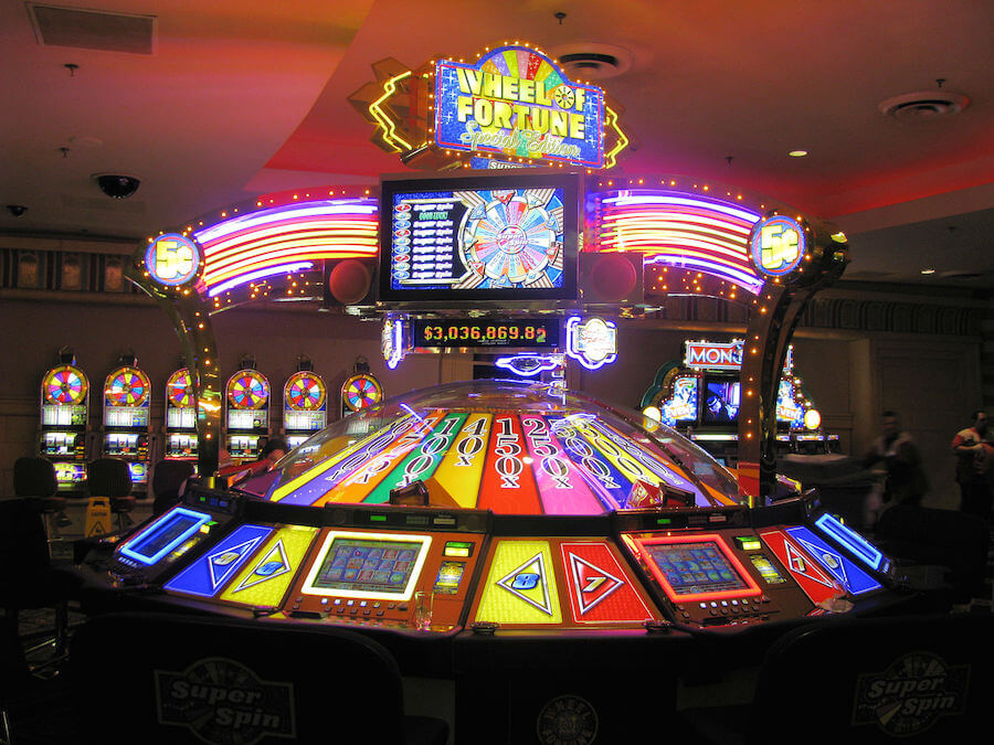 фото Автомат фортуна казино игровой